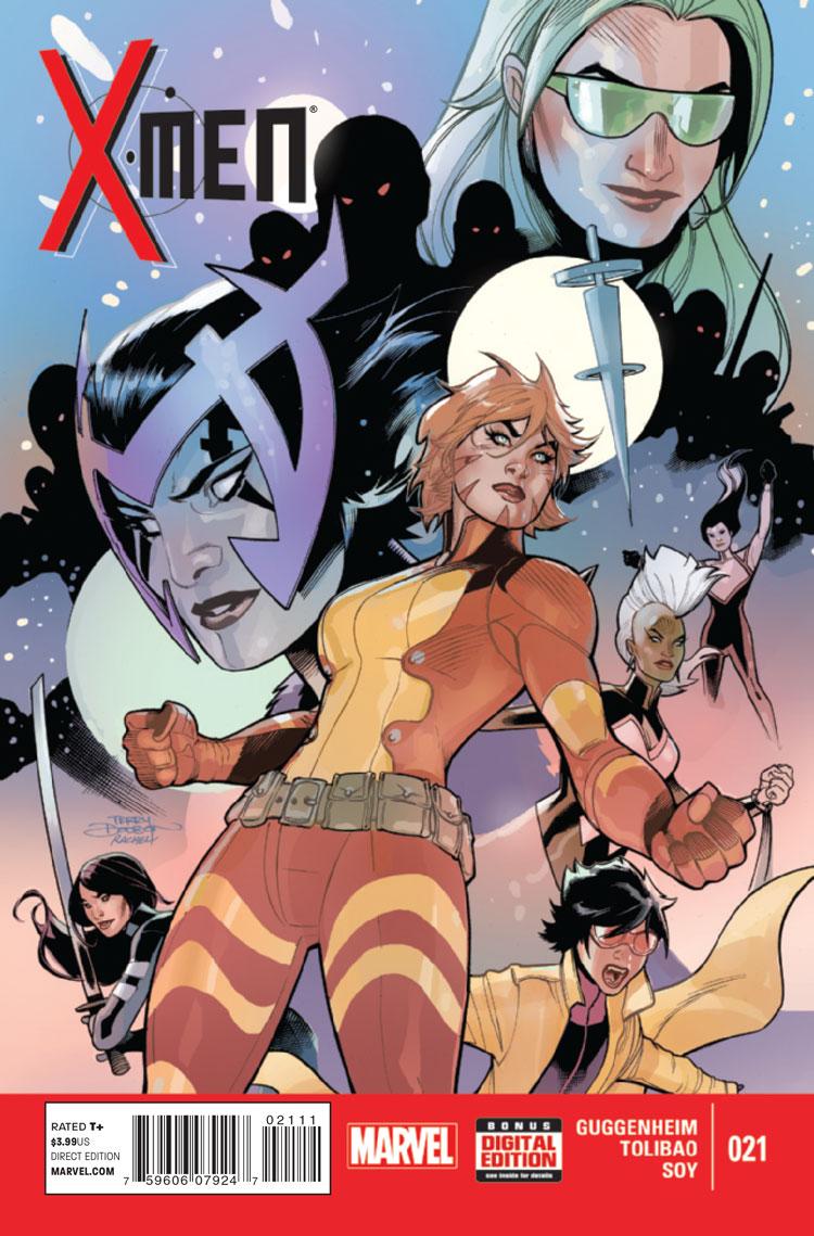 X-Men Vol 4 21