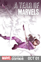 Year of Marvels October Infinite Comic Vol 1 1