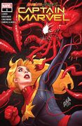 Absolute Carnage Captain Marvel Vol 1 1