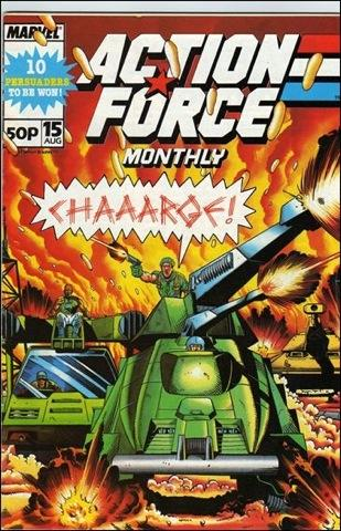 Action Force Monthly Vol 1 15