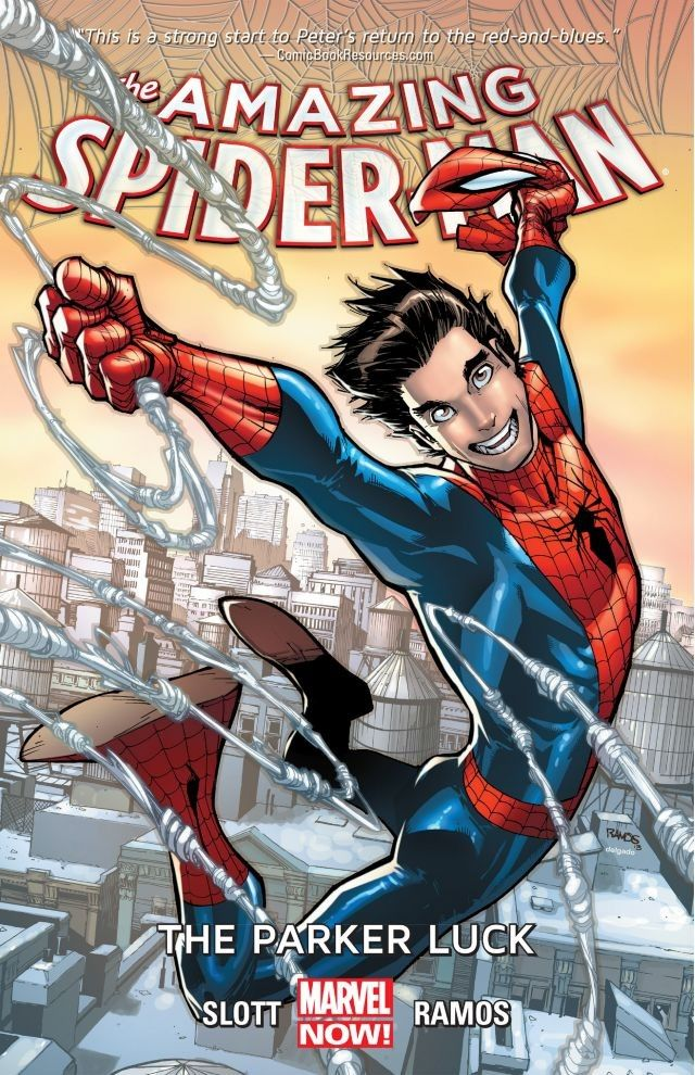 Amazing Spider-Man TPB Vol 2 1: The Parker Luck
