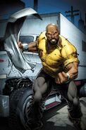Amazing Spider-Man Vol 4 18 Defenders Variant Textless