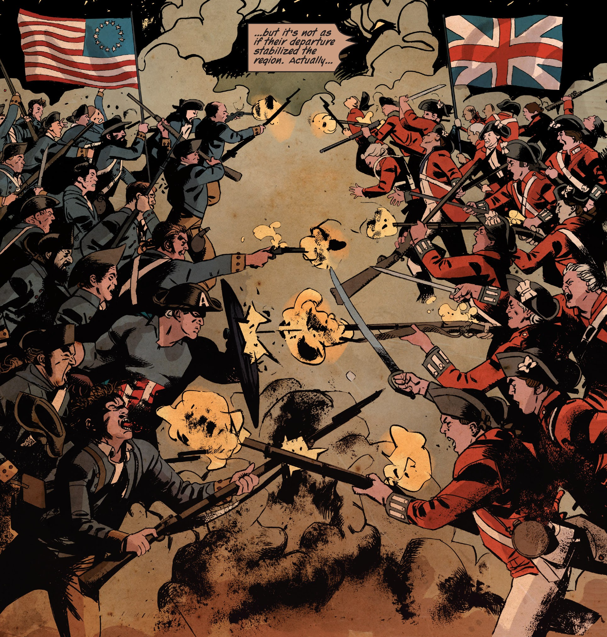 American Revolutionary War
