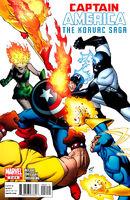 Captain America & the Korvac Saga Vol 1 2