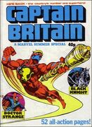Captain Britain Summer Special Vol 1 1