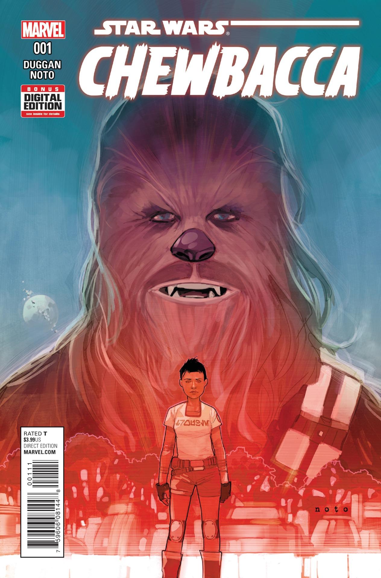 Chewbacca Vol 1 1