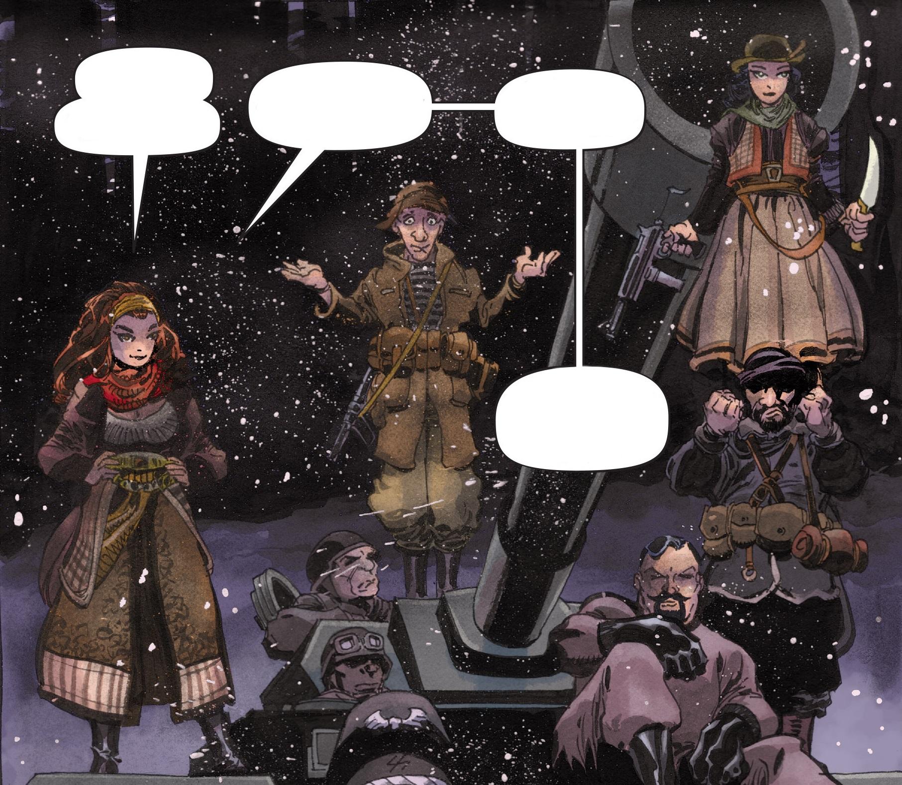 Cirque de la Revolution (Earth-616)