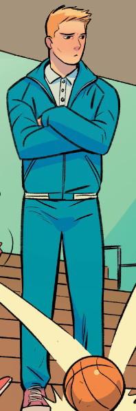Coach Hrbek (Earth-616)
