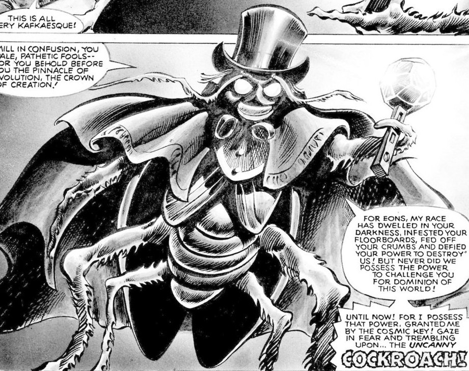 Cockroach (Earth-616)