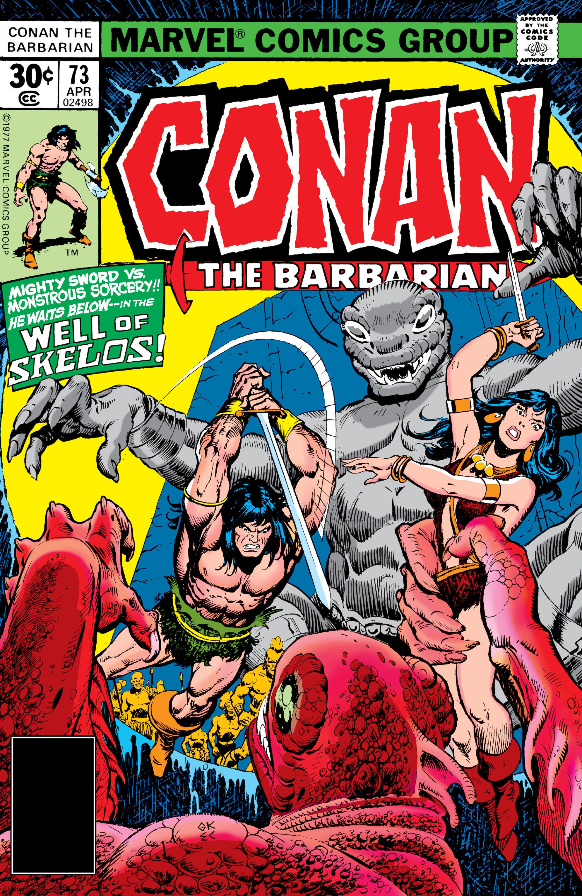 Conan the Barbarian Vol 1 73