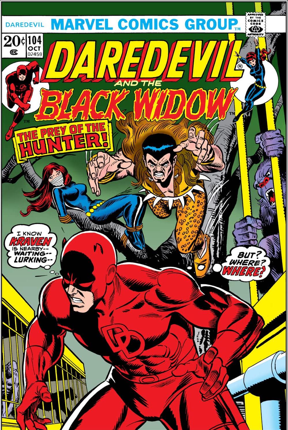 Daredevil Vol 1 104