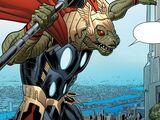 Dino-Thor (Earth-23134)