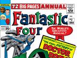 Fantastic Four Annual Vol 1 2