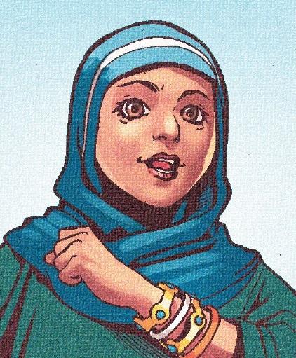 Faridah Kassem (Earth-616)