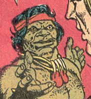 Gorm (Country of the Worm) (Earth-616)