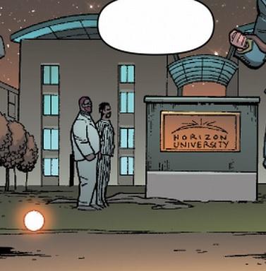 Horizon University (Earth-616)