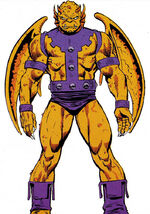 Isaac Christians (Earth-616) from Official Handbook of the Marvel Universe Master Edition Vol 1 14 0001.jpg