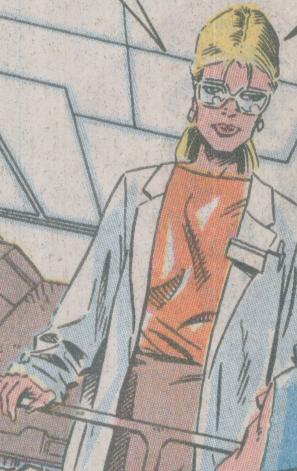 Jeannine O'Connell (Earth-616)