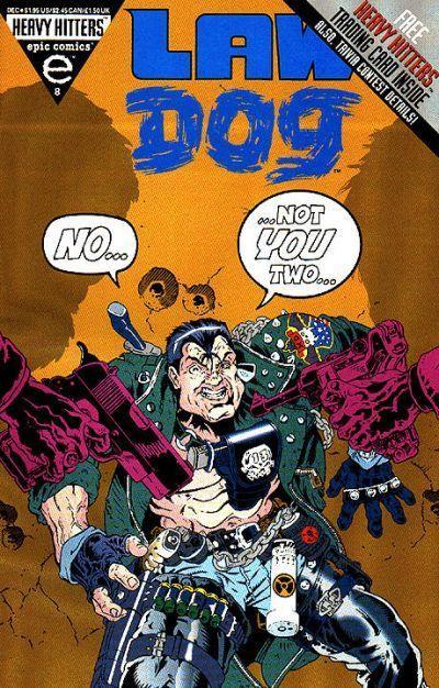 Lawdog Vol 1 8