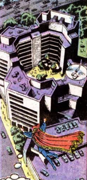 Lenox Hill Hospital from Doctor Strange Vol 2 77 001.png