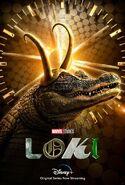 Loki (TV series) poster 014