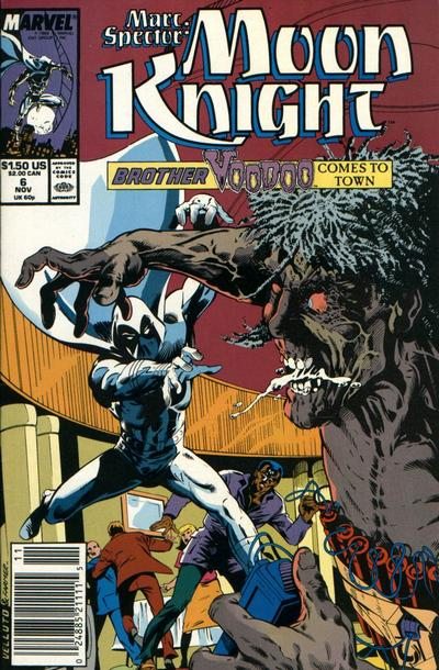 Marc Spector: Moon Knight Vol 1 6