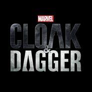 Marvel's Cloak & Dagger logo