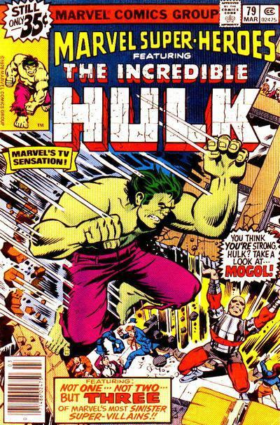 Marvel Super-Heroes Vol 1 79