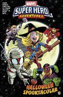Marvel Super Hero Adventures Captain Marvel - Halloween Spooktacular Vol 1 1