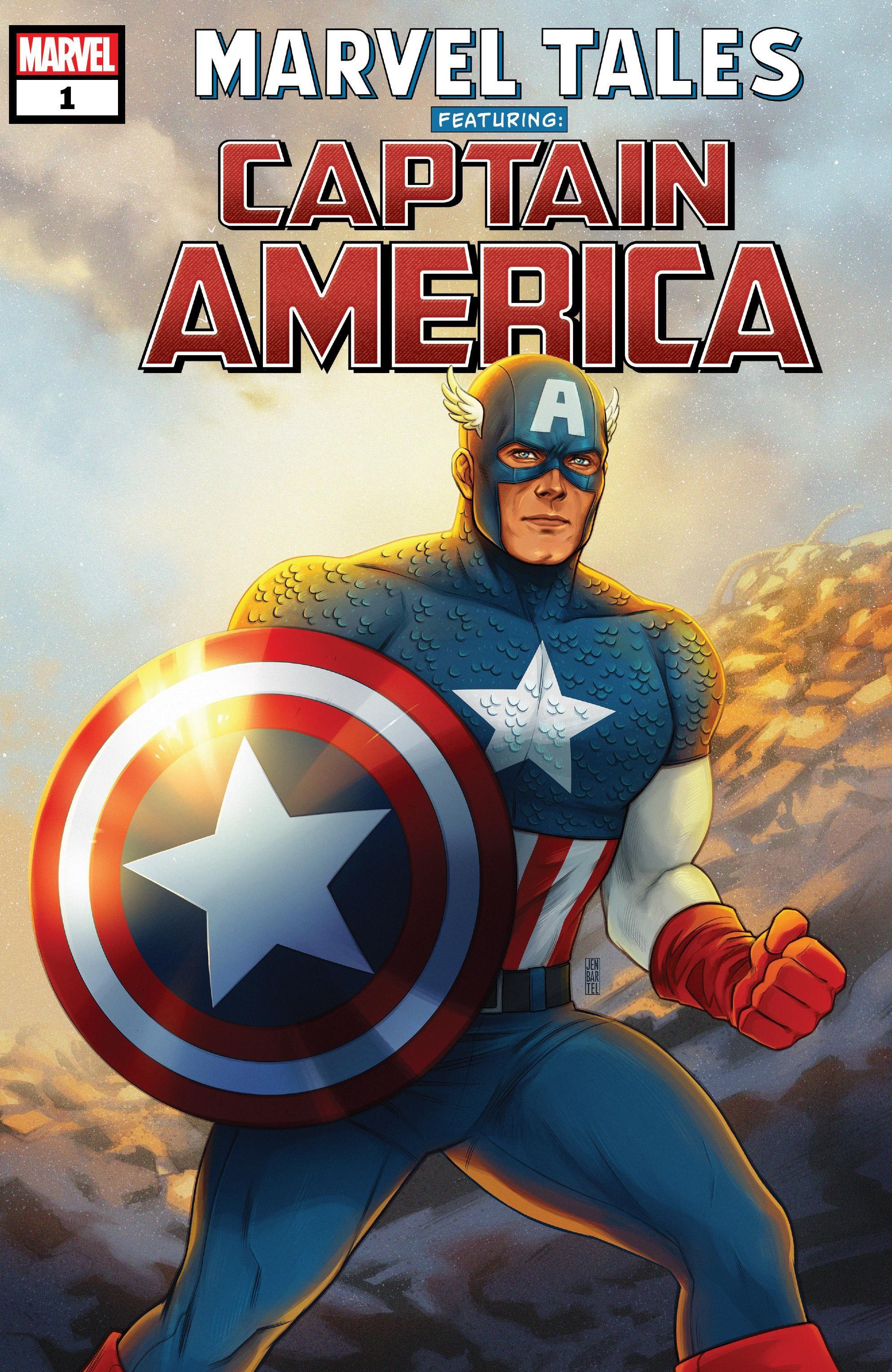 Marvel Tales: Captain America Vol 1 1