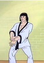Master of Kung Fu (Earth-8107)