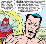 Max Eisenhardt (Earth-616) and Namor McKenzie (Earth-616) from X-Men Vol 1 6 001