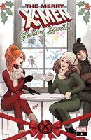 Merry X-Men Holiday Special Vol 1 1