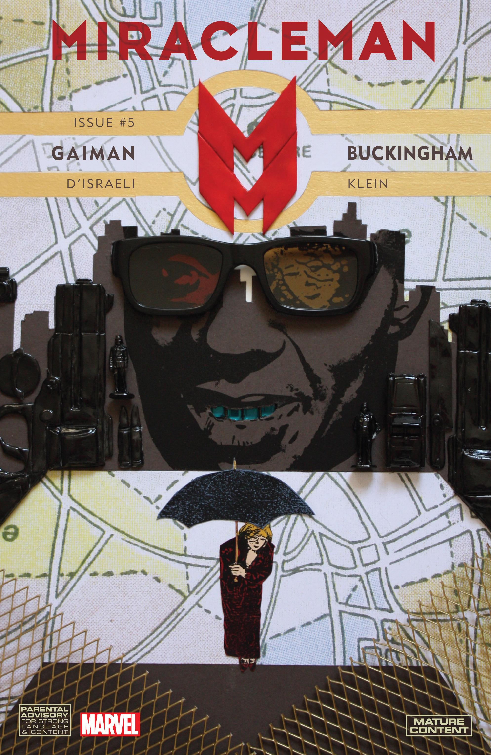 Miracleman by Gaiman & Buckingham Vol 1 5