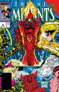 New Mutants Vol 1 85