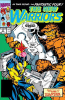 New Warriors Vol 1 17