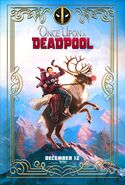 Once Upon a Deadpool poster 001
