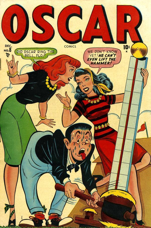 Oscar Comics Vol 1 8
