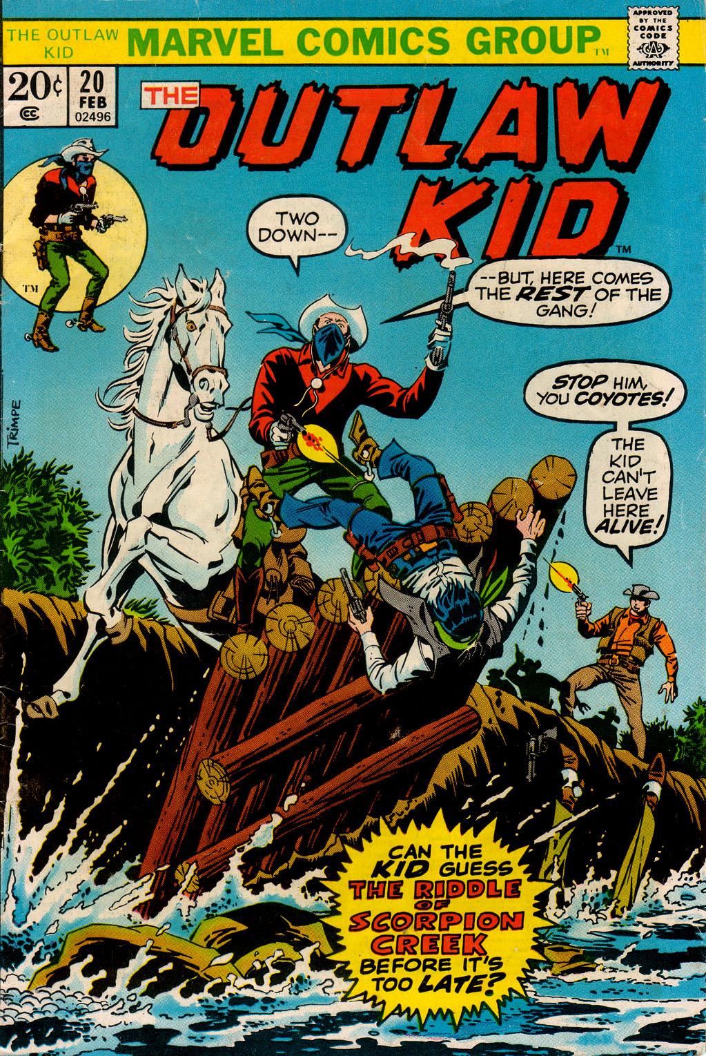 Outlaw Kid Vol 2 20