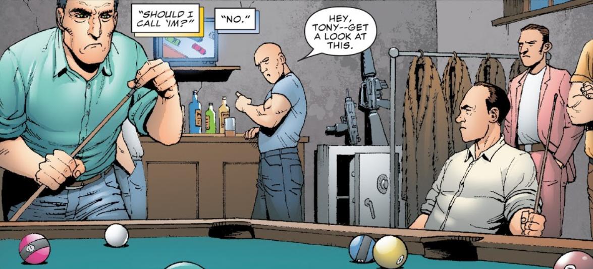 Patrillo Crime Family (Earth-616)