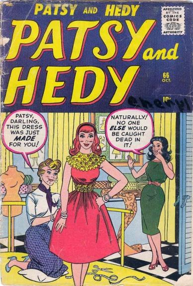 Patsy and Hedy Vol 1 66