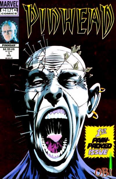 Pinhead Vol 1