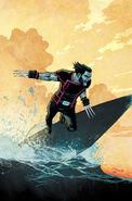 Return of Wolverine Vol 1 2 Shalvey Variant Textless