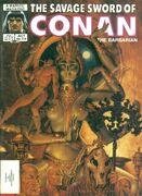 Savage Sword of Conan Vol 1 114