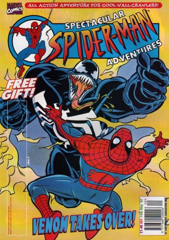 Spectacular Spider-Man (UK) Vol 1 21