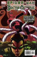 Spider-Man Doctor Octopus Negative Exposure Vol 1 3