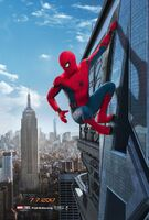 Spider-Man Homecoming poster 002