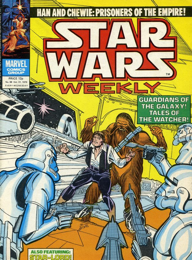 Star Wars Weekly (UK) Vol 1 88
