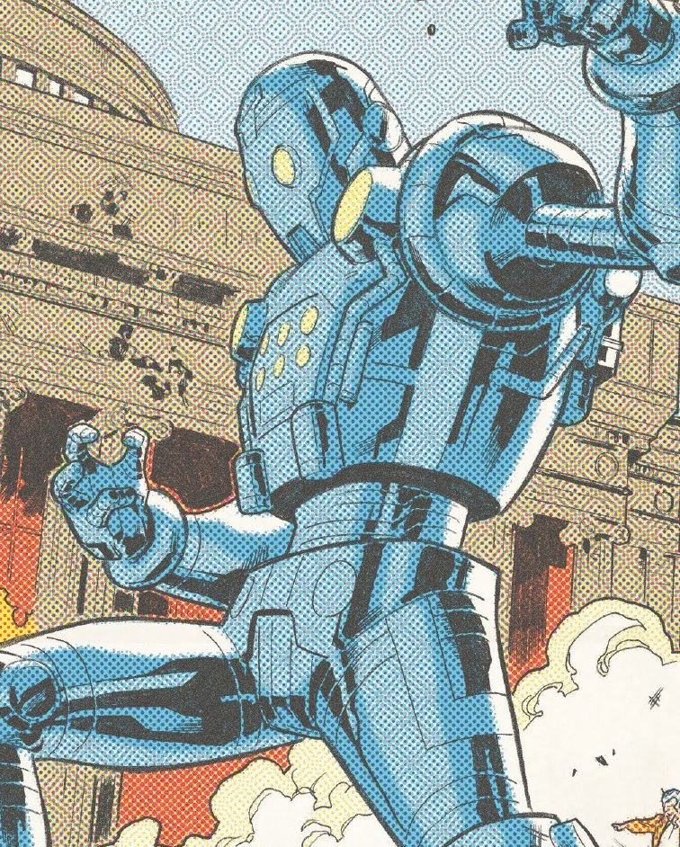 Straggon (Earth-616)