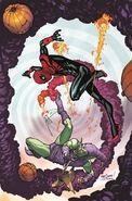 Superior Spider-Man Vol 1 28 Marquez Variant Textless